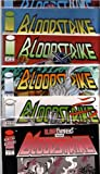 Bloodstrike, Vol 1 #1, 2, 3, 4, 5, 6, 7, 8, 9, 10, 11, 12, 13, 14, 15, 16, 17, 18, 19, 20, 21, 22 (22 Comic Book)