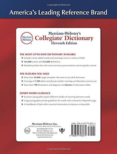 Merriam websters collegiate dictionary livros na amazon brasil merriam websters collegiate dictionary livros na amazon brasil 9780877798071 ccuart Image collections
