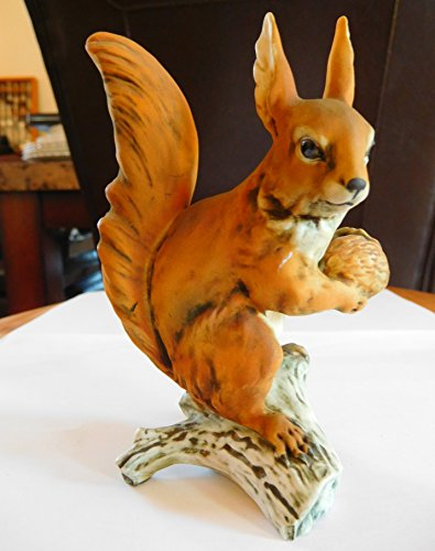 Kaiser Fine Ceramic Squirrel 486 Made in Western Germany for sale  Delivered anywhere in USA