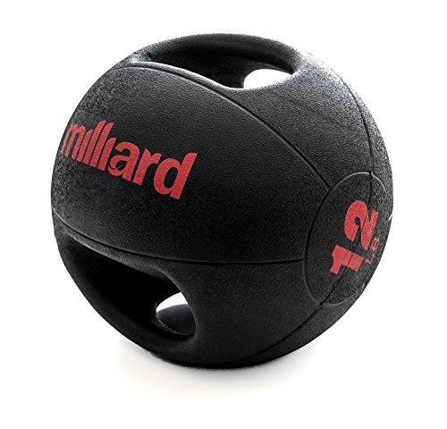 Milliard Double-Grip Medicine Ball - 12lb.