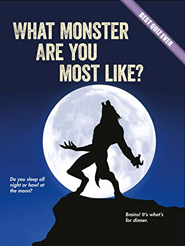 What Monster Are You Most Like? (Best Quiz Ever) (Animal Quiz Questions And Answers For Adults)
