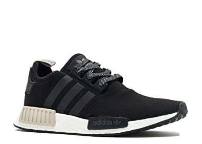 f6c33d723 AdidasMen s Originals NMD R1 Shoes All Black White (9 D(M) ...