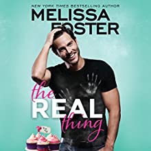 The Real Thing: Sugar Lake, Book 1 Audiobook by Melissa Foster Narrated by John Lane