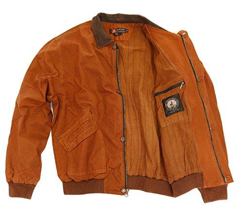 Kakadu Cognac Traders Giacca Uomo Australia rq1rzIOUw