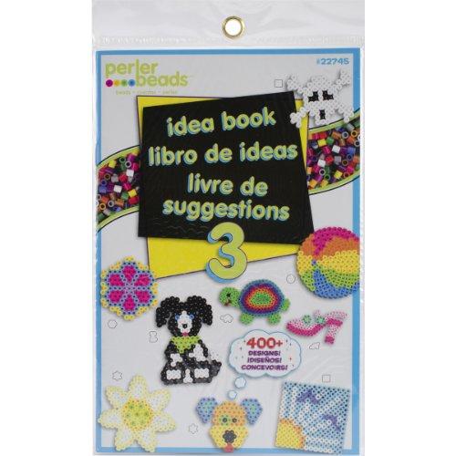 Perler Ornaments (Perler PE-22745 Idea Book, 3-Pack)