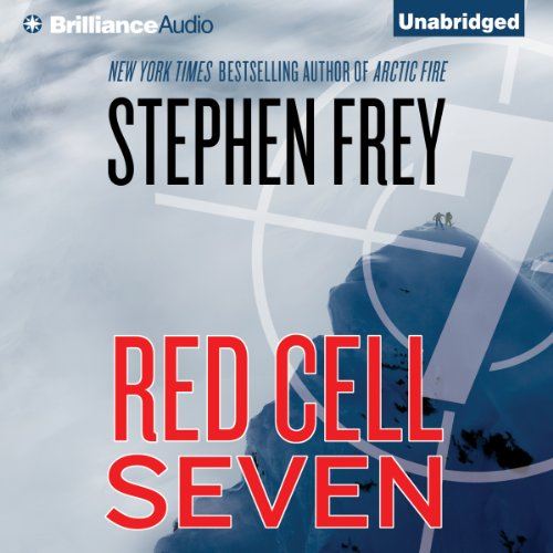 Red Cell Seven by Brilliance Audio
