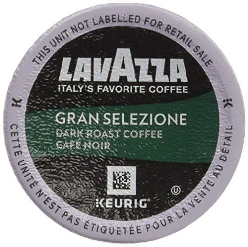 (Lavazza K-Cup Portion Pack for Keurig Brewers, Gran Selezione, 22 Count)