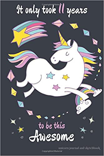 It Only Took 11 Years To Be This Awesome Unicorn Journal And