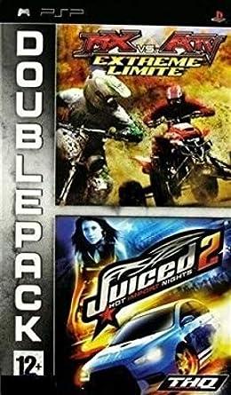 Double pack PSP : Juiced 2 hin + MX Untamed: Amazon.es: Videojuegos