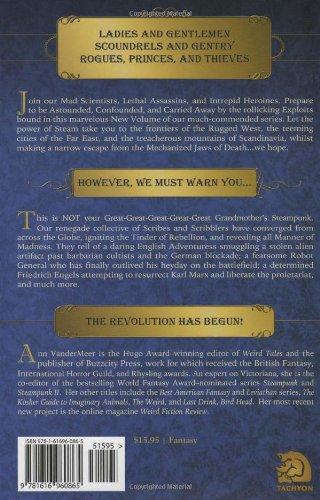 Steampunk III: Steampunk Revolution 4