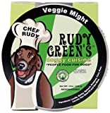 Rudy Greens Doggy Cuisine Veggie Might, 12-Ounce Units (Pack of 8), My Pet Supplies
