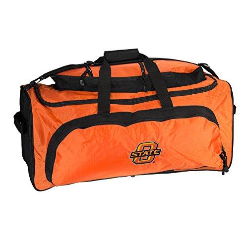 Oklahoma State Duffle Bag SEWN ON LOGO