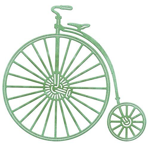 Cheery Lynn Designs Die Set Penny-Farthing Bicycle