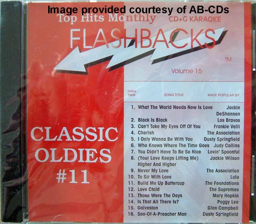 - Top Hits Monthly Flashbacks - Classic Oldies #11, Vol 15
