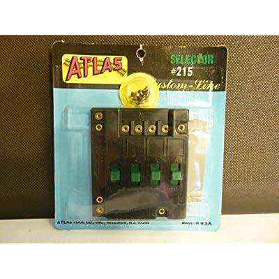 Atlas 215 Selector 150-215 Ho & N scale: Toys & Games