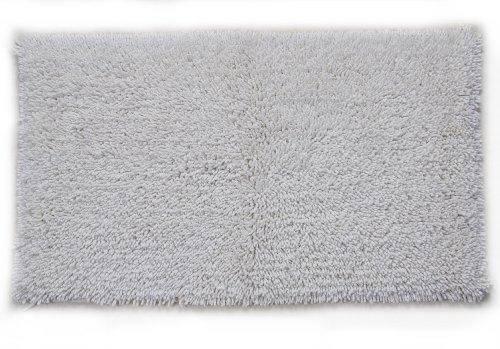 Amazon Com Castle Hill Melbourne 100 Cotton Bath Rug With Spray
