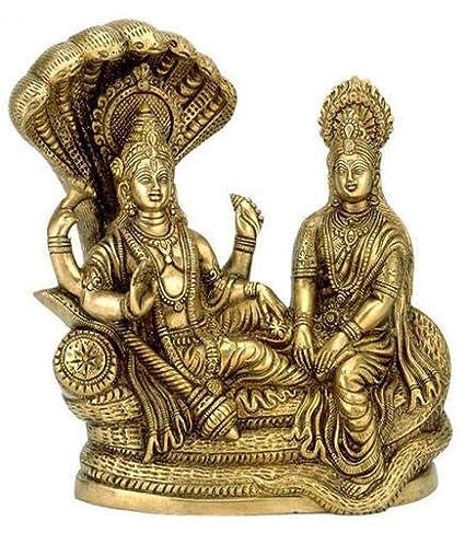 9058f5b9f48 Buy Maa Padma Farms Brass Astadhatu (8 Metals) Made Shri Lakshmi ...
