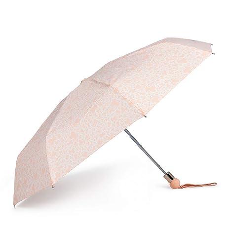 Paraguas Plegable Kaos Mini Rosa