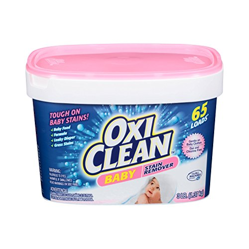 Oxi Clean Baby Stain Remover product image