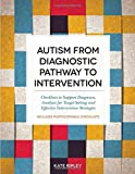 Autism from Diagnostic Pathways to Intervention : Checklists to Support Diagnosis, Analysis for Target-Setting and Effective Intervention Strategies, Ripley, Kate, 1849055785