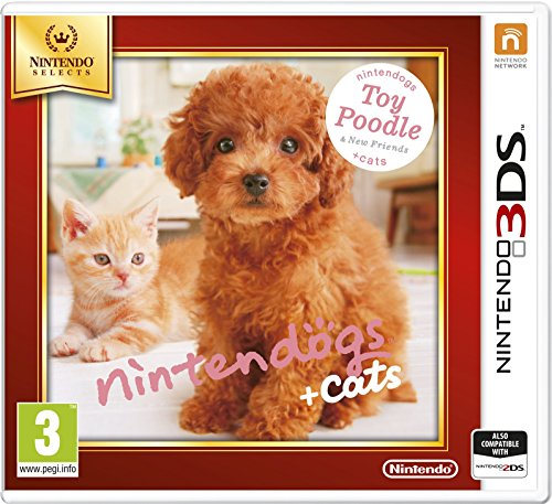 (Nintendogs And Cats 3d: Toy Poodle (selects) /3ds)