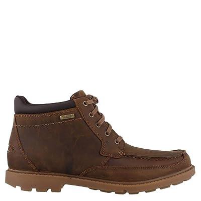 Rockport Men's, Patten Moc Boots | Shoes