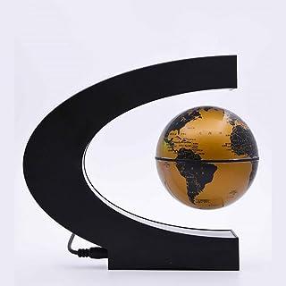 baby Q Levitazione magnetica, Maglev Globe con luci a LED creative, accessori per la casa
