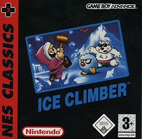 Ice Climber - Classic NES Series: Video Games