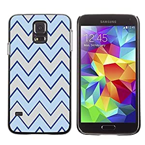 Dragon Case - FOR Samsung Galaxy S5 - Colour of concise - Caja protectora de pl??stico duro de la cubierta Dise?¡Ào Slim Fit