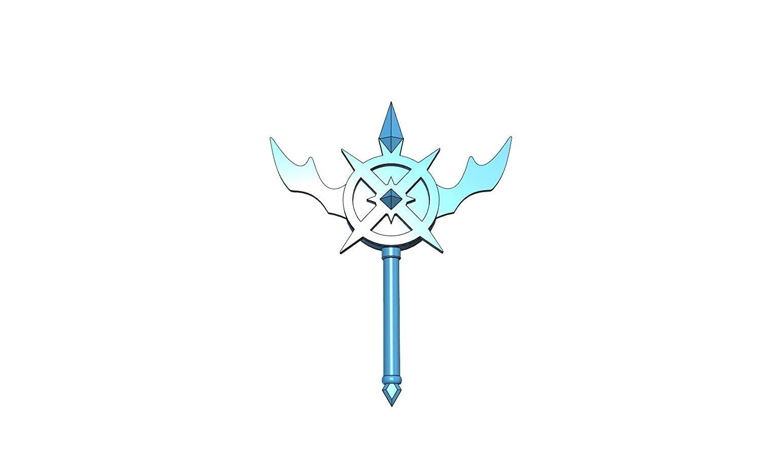 A Marco Styled Wand Kit - Inspired by Star vs The Forces of Evil, Marco's Wand Marco's Wand