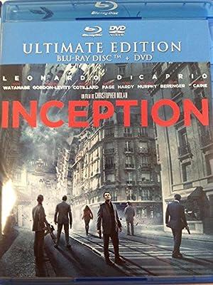Inception [Francia] [Blu-ray]: Amazon.es: Dicaprio, Leonardo, Hardy, Tom, Murphy, Cillian, Nolan, Christopher, Dicaprio, Leonardo, Hardy, Tom: Cine y Series TV