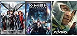Marvel Team X-Men First Class + The Last Stand DVD & Apocalypse 3 Movie Collection