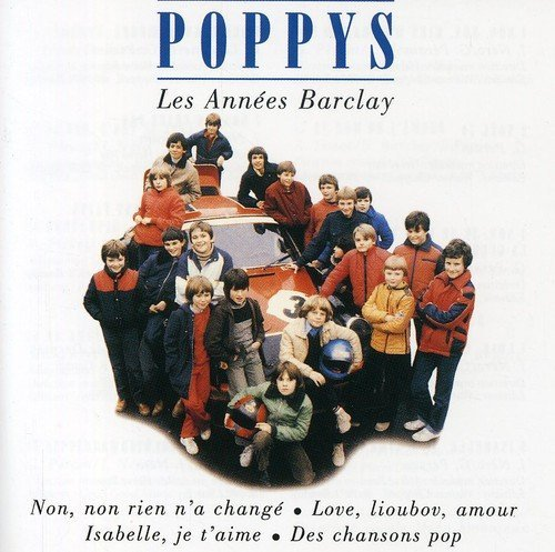 (Les Ann+Es Barclay by The Poppies (1995-03-07))
