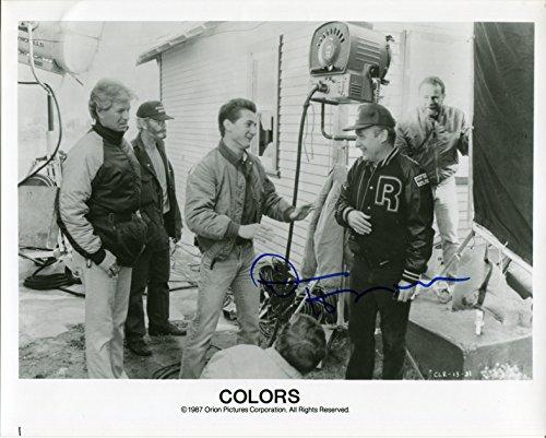 Dennis Hopper autograph American actor photo signed