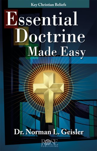 Essential Doctrine Made Easy: Key Christian Beliefs - pkg of 5 pamphlets pdf