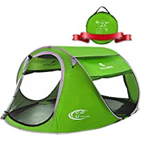 Pop Up Tent -Automatic and Instant Setup-Water Resistent...