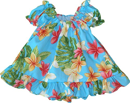hawaiian baby girl dresses - 9