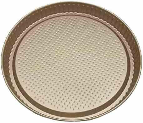 MBB Perforated Nonstick Bakeware Pizza Pan Crisper Tray 10.5