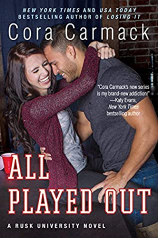 book cover of All Played Out