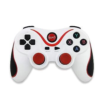 yangymx Mando Inalámbrico para Juegos, Bluetooth Game Controller ...