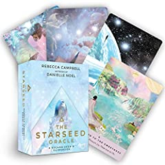 A modern oracle for a new generation of mystics, and fans of astrology and New Age.The Starseed Oracle is a breathtaking 53-card oracle deck for starseeds, empaths, lightworkers and seekers. Starseeds are souls that first incarnated somewhere...