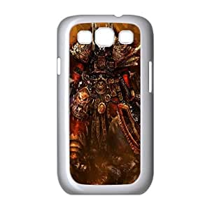 Angron Warhammer 0 Game 5 Samsung Galaxy S3 9 Cell Phone Case White VC109620