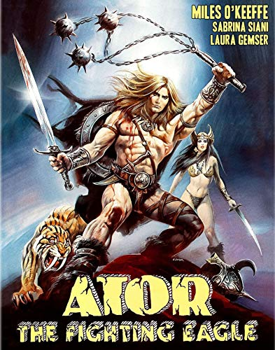 Ator: The Fighting Eagle [Collector's Edition] [Blu-ray]