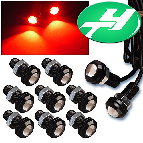 Red Led Bolt Lights