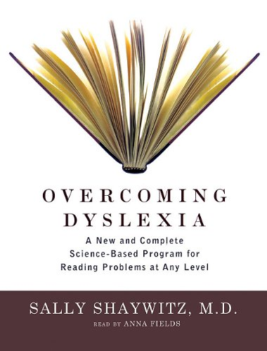 Overcoming Dyslexia: Library Edition by Blackstone Audio Inc