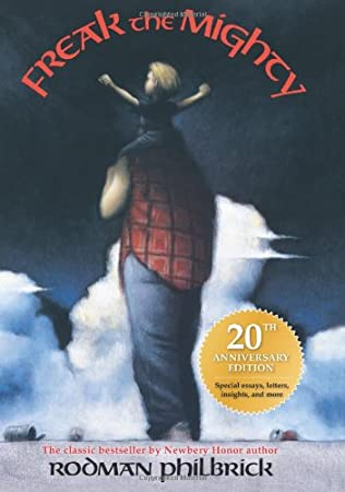 book cover of Freak the Mighty