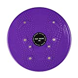 Fdrirect Body Twister Boards Waist Wriggling Plate Torsion Exercsie Reflexology with Magnet Therapy