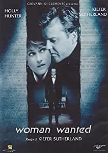 woman wanted dvd Italian Import