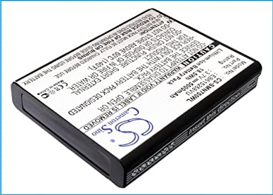 Amazon.com: Batería extendida para Samsung Galaxy Note, GT ...