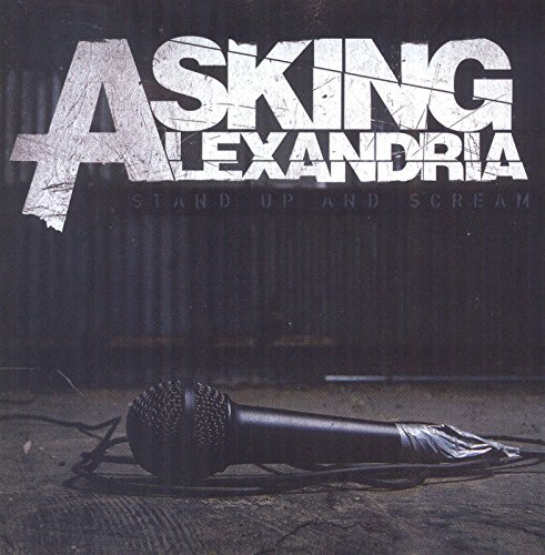 CD : Asking Alexandria - Stand Up and Scream (CD)